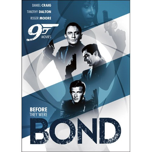 Before They Were Bond: 9 Movies DVD Box Set -