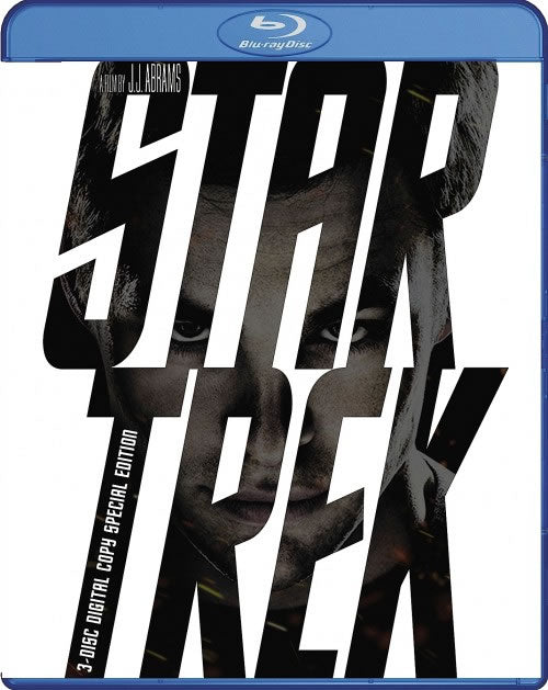 StarTrek Blu-Ray 3-Disc Special Edition -