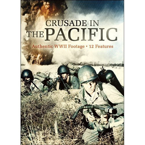 Crusade in the Pacific Volume 2 DVD -