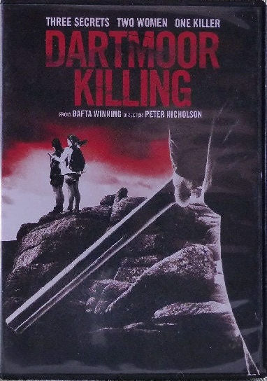 Dartmoor Killing DVD Gemma-Leah Devereux, Rebecca Night -