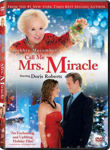 Call Me Mrs. Miracle DVD Jewel Staite - Brand New