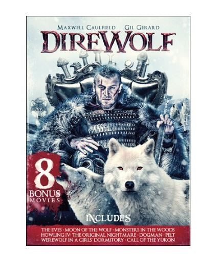Fantasy Horror Collection V.1 featuring Dire Wolf DVD -