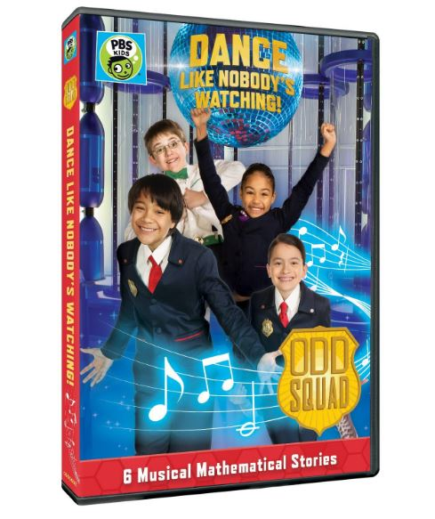Odd Squad: Dance Like Nobody Is Watching DVD -