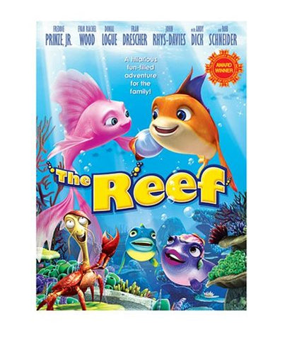The Reef DVD -