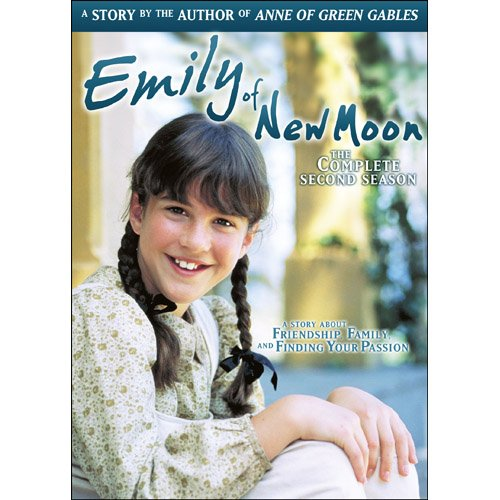 Emily of New Moon: Season 2 DVD Box Set Martha Maclsaac, Sheila McCarthy -