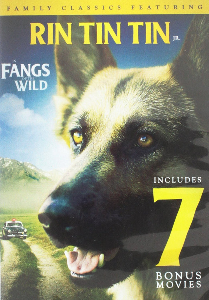 Fangs of the Wild with 7 Bonus Features DVD Box Set -