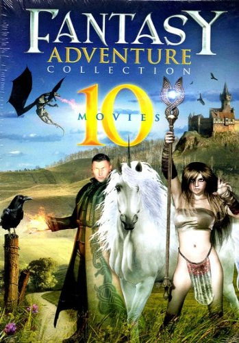 Fantasy Adventure Collection 10 Movies DVD -