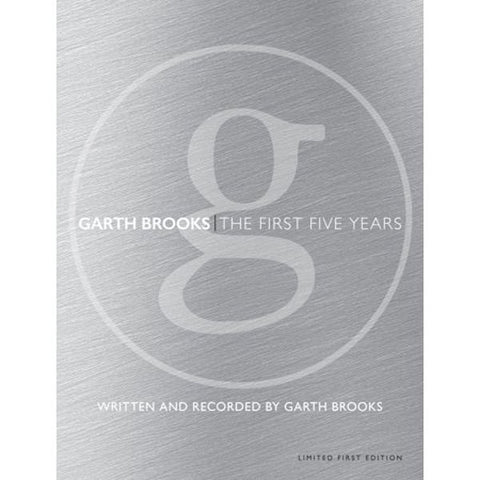 Garth Brooks Anthology: The First Five Years (Limited Edition) - Brand New