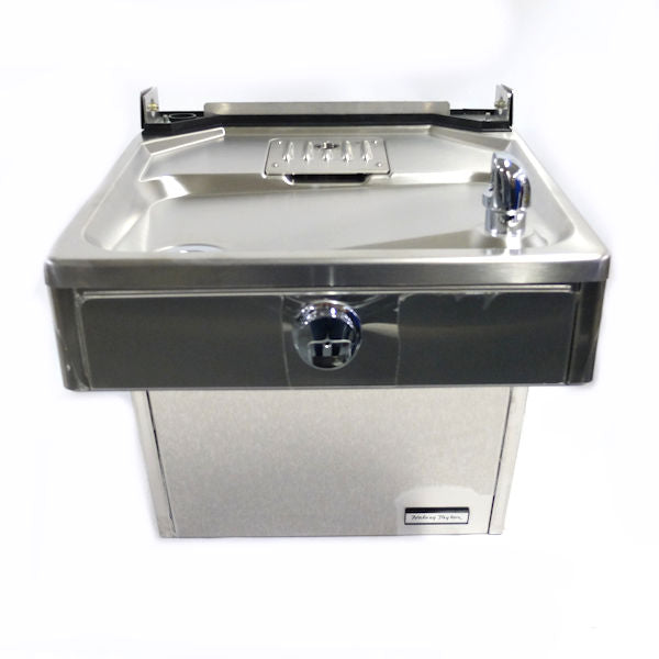 Halsey Taylor -hthbhvr8 Stainless Steel - Cooler Only - New Other (see Details)