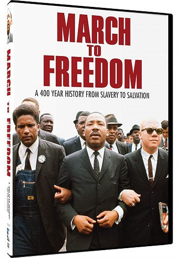 March To Freedom - 14-Part Chronicle DVD -