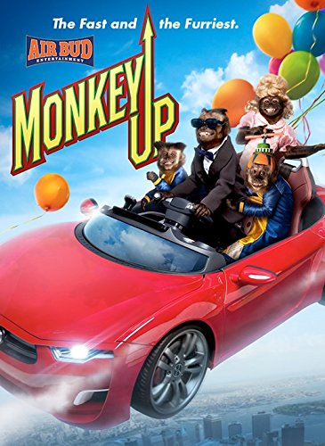 Monkey Up DVD John Ratzenberger, Crystal (The Monkey) -