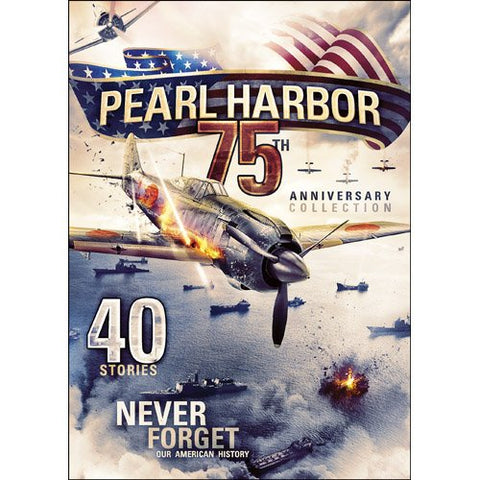 Pearl Harbor 75th Anniversary Collection: 40 Features DVD Box Set -