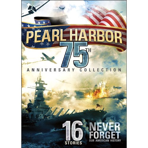 Pearl Harbor 75th Anniversary Collection: 16 Features DVD Box Set -