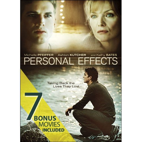 Personal Effects Includes 7 Bonus Movies DVD Ashton Kutcher, Michelle Pfeiffer -