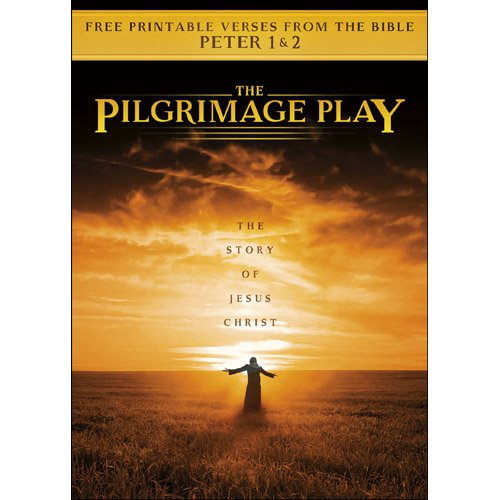 The Pilgrimage Play DVD Richard Hale, Nelson Leigh -