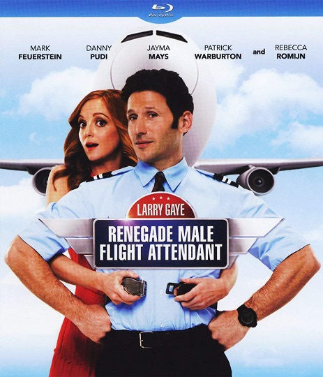 Renegade Male Flight Attendant DVD Mark Feuerstien, Henry Winkler, Molly Shannon -