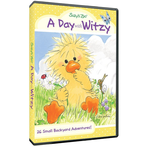 Suzy's Zoo: A Day With Witzy DVD -