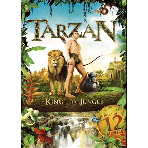 Tarzan Collection DVD George Barbier, Don Harvey -