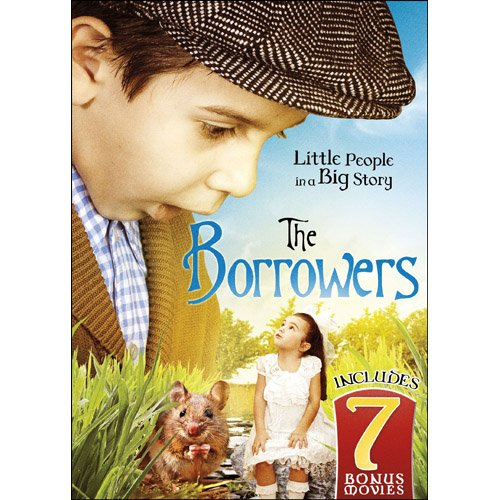 The Borrowers Includes 7 Bonus Movies (1973) DVD -