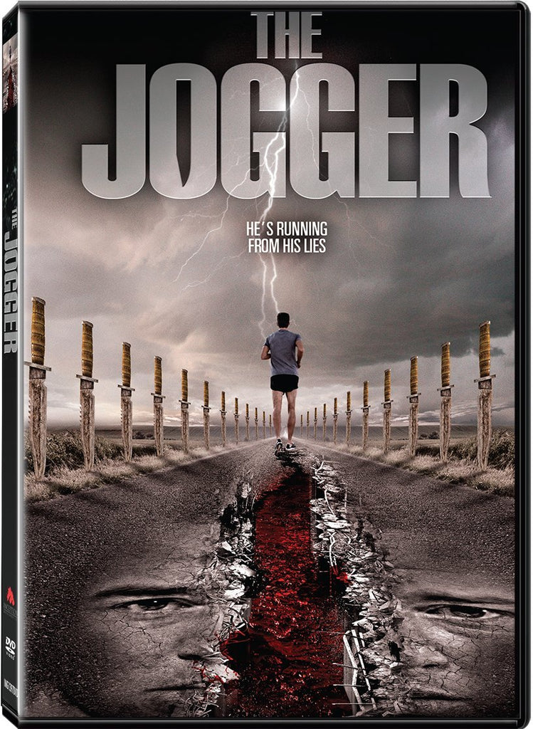 The Jogger DVD Derek Phillips, Jason Wiles -