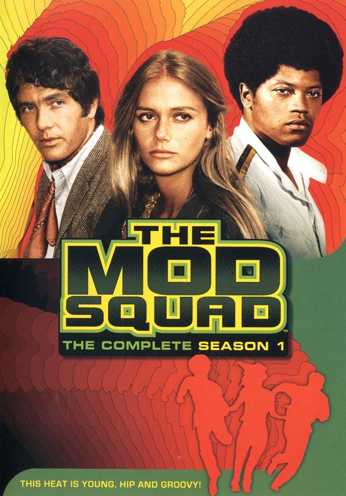 The Mod Squad: Season 1 DVD Box Set (1968) Michael Cole, Clarence Williams III -