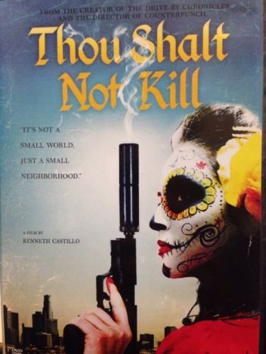 Thou Shalt Not Kill DVD Grace Serrano, Al Coronel -
