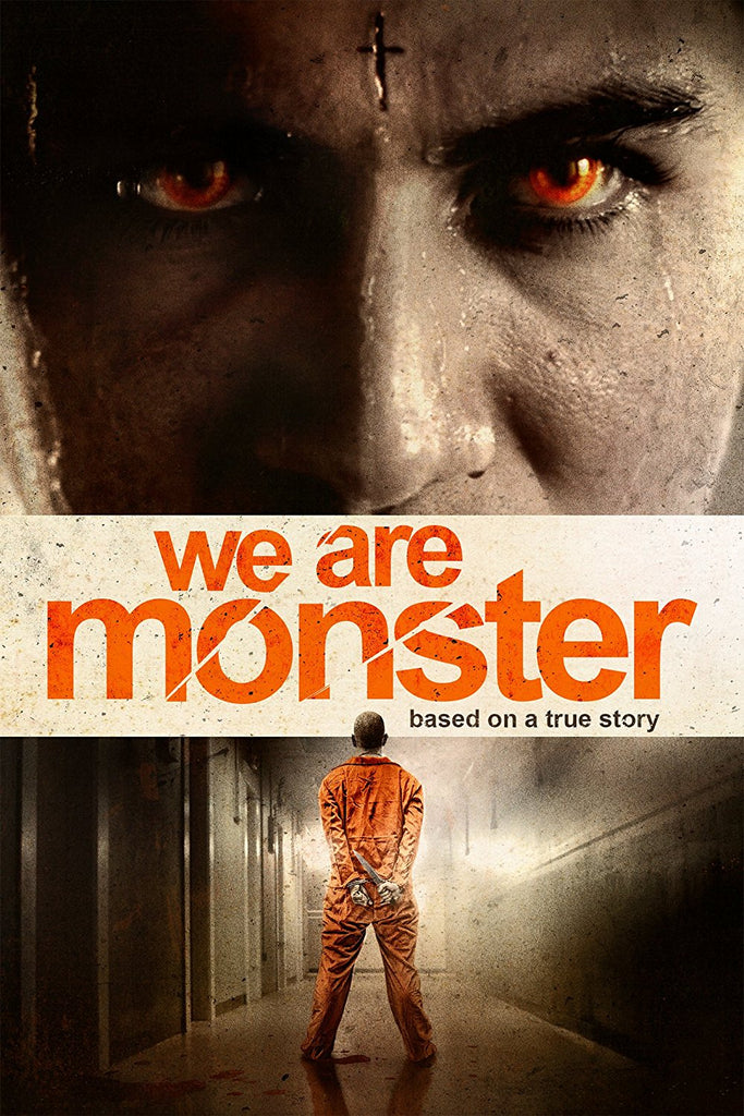 We Are Monster DVD Leeshon Alexander, Aymen Hamdouchi -