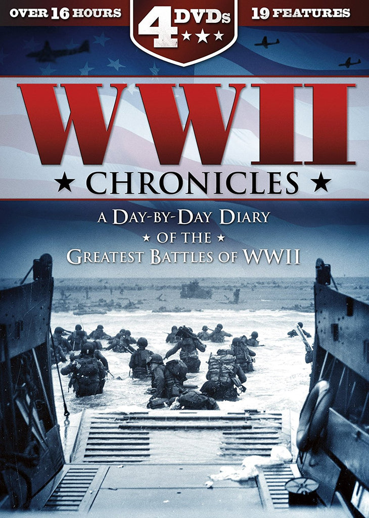 WWII Chronicles: A Day-By-Day Diary DVD Documentary -