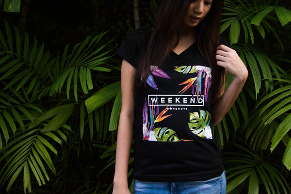 "Wonggoys ""Weekend"" T-shirt"