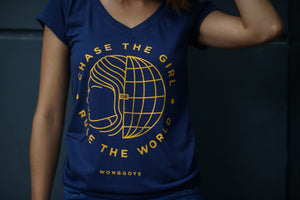 "Wonggoys ""Chase The Girl"" Lyric T-shirt"