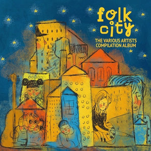 Folk City Various Artists Compilation Album CD