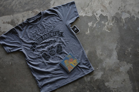 Folk City CD + Shirt