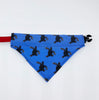 Sea turtle dog bandana