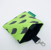 Kiwi Keychain Bag
