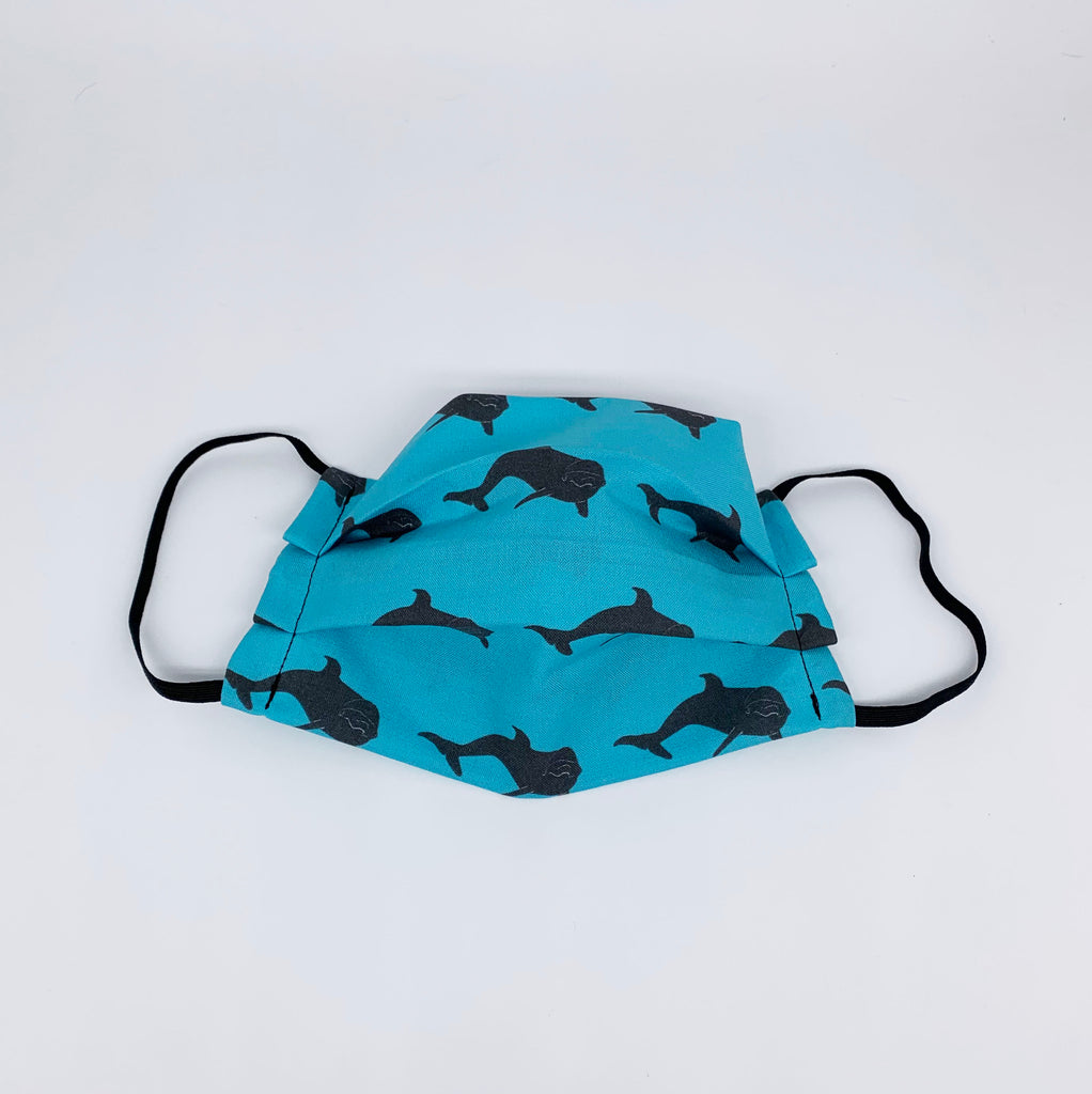 Dolphin Face Mask