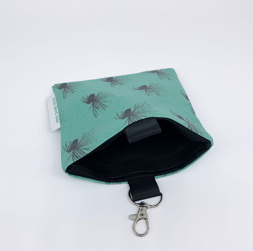 Mask Bag with keychain
