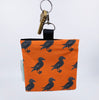 Tufted Puffin Keychain Bag