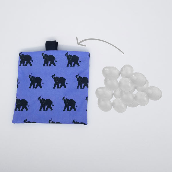 elephant snack bag