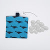humpback Whale snack bag