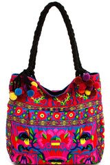 Bohemian Colorful Tote