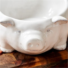 Piggy Serving Bowl