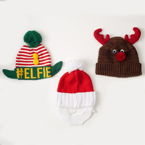 Ugly Sweater Knit Hat