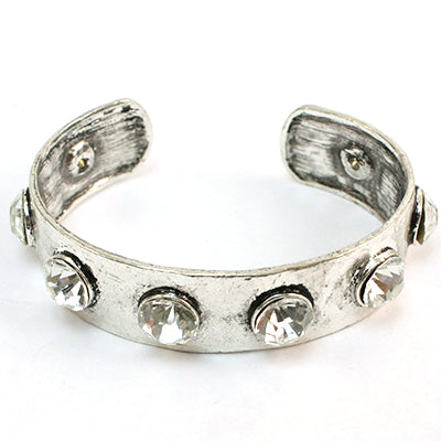 Deco with Rhinestone Bracelet
