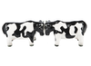 Magnetic Salt & Pepper Shakers - Cow (1 pair)