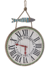 Gone Fishing Wall Clock