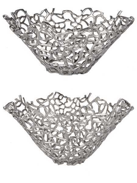 Silver Reef Collection - Wavy Bowls