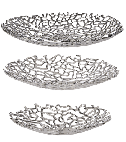 Silver Reef Collection - Shallow Bowls
