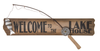 Plaque - Welcome to the Lake House