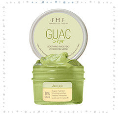 Guac Star - Soothing Avocado Hydration Mask - 3.25 oz. glass jar 14-18 applications