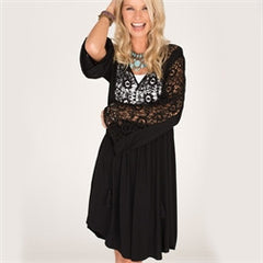 Lace Dress/Tunic